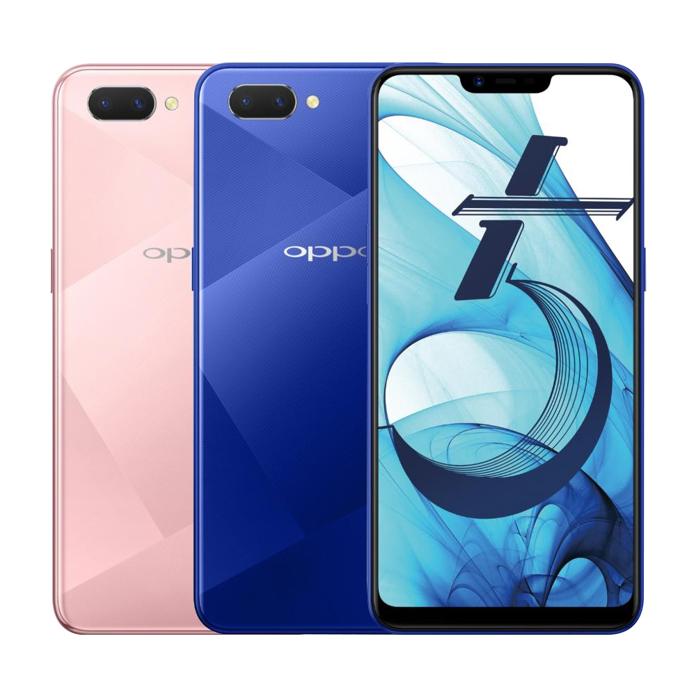 OPPO AX5 (3G/64G)6.2吋八核4G LTE智慧美顏機