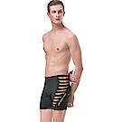 聖手牌 泳裝 增溫泡湯耐熱五分男泳褲(超大尺碼)
