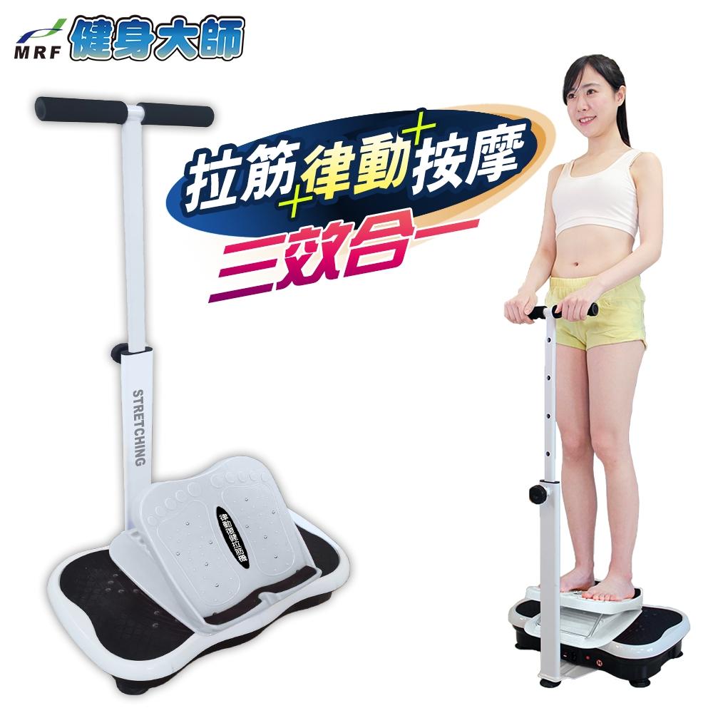 健身大師 扶手型拉筋律動按摩機(律動機/復健機)