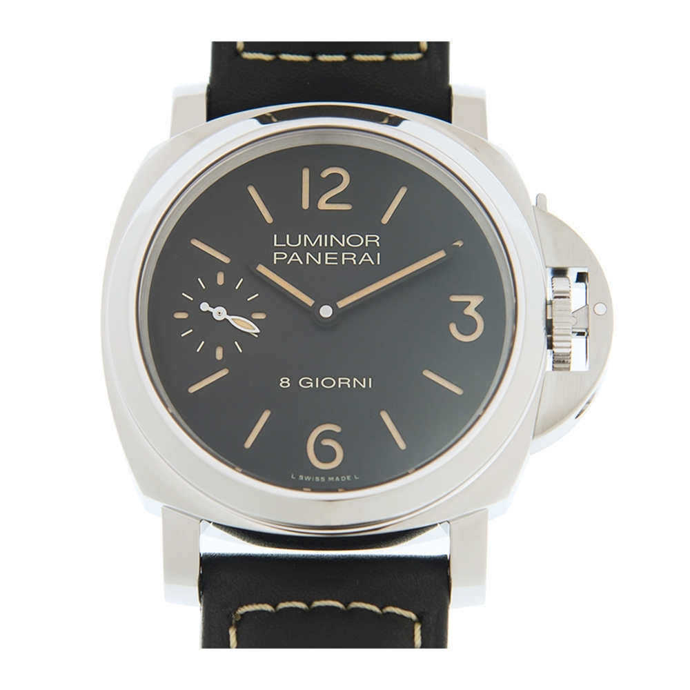 PANERAI 沛納海  Luminor  Base (PAM00915)x44mm