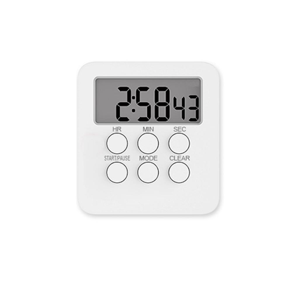 Canko康扣 廚房料理磁吸計時器/鬧鐘定時器/正倒數計時器