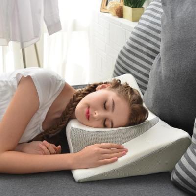 義大利La Belle 4D蘋果舒壓人體工學記憶枕 一入