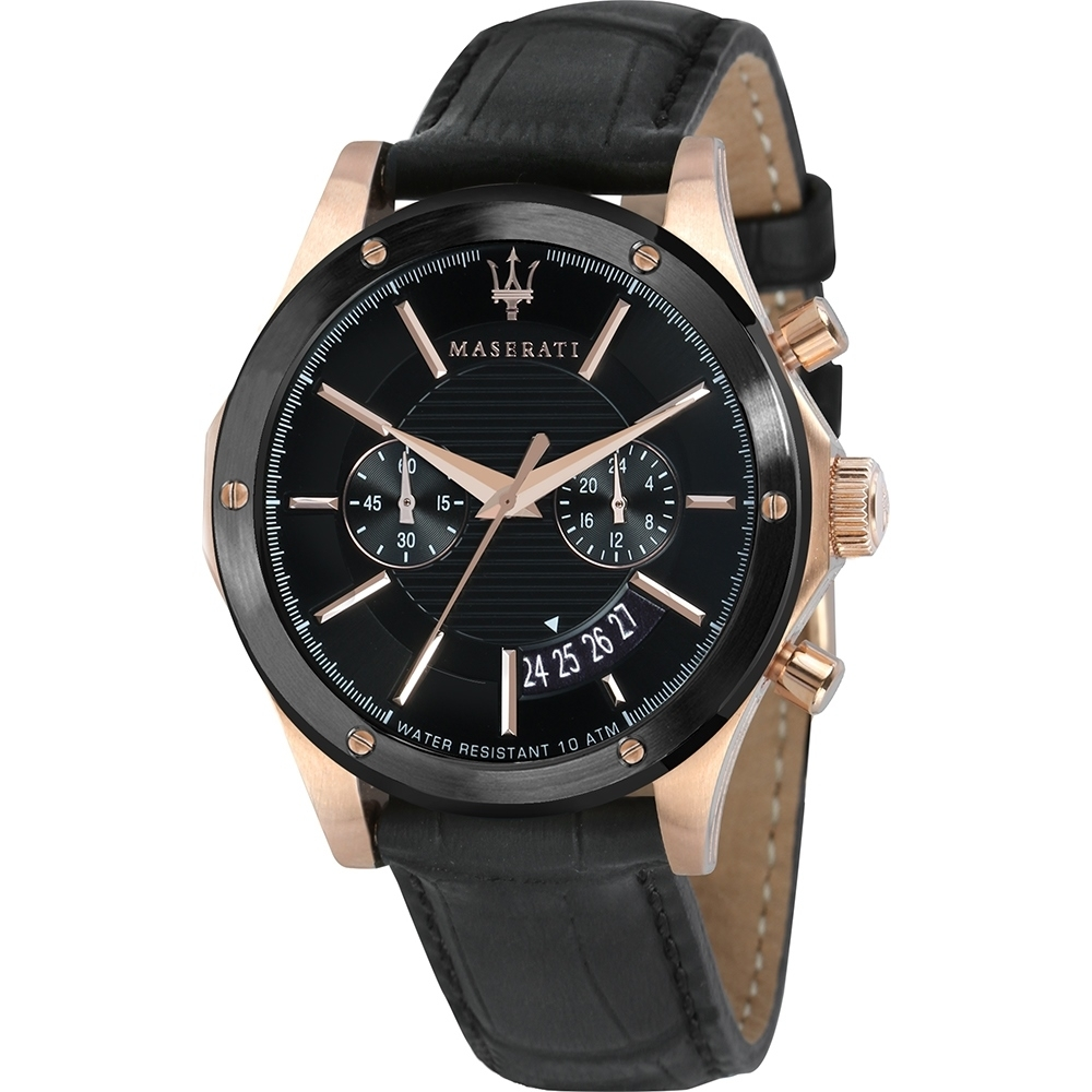 MASERATI/瑪莎拉蒂CIRCUITO系列/狂漢計時腕錶/R8871627001/44mm