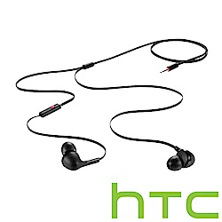 HTC MAX 500 高傳真雙驅動環繞音效耳機-黑