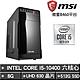 微星B460平台【不滅星火】10代I5六核SSD娛樂電腦 (I5-10400/8G/512G SSD/500W) product thumbnail 1
