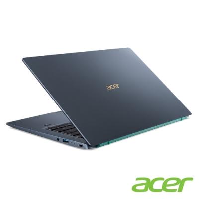 Acer SF314-510G-54A8 14吋筆電(i5-1135G7/Iris Xe MAX/16G/512G SSD/Swift 3/藍)