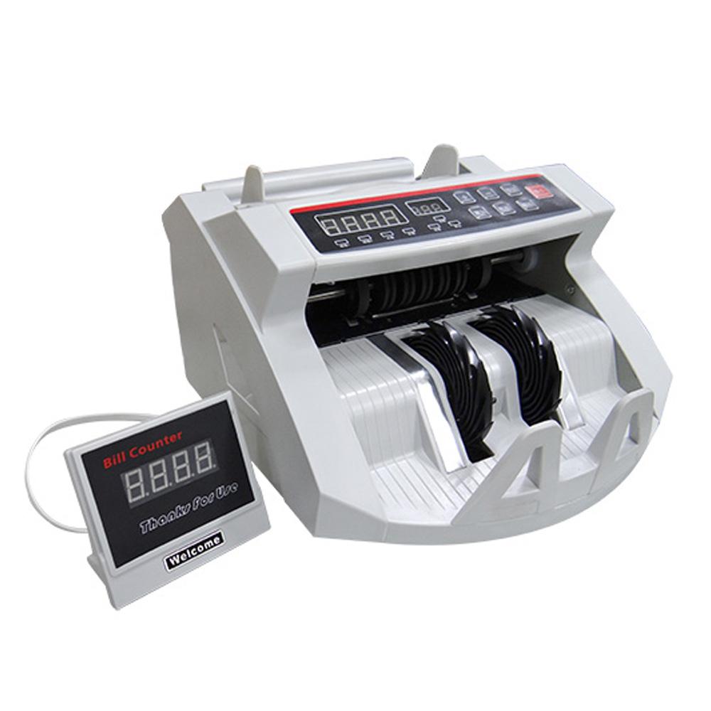 鑫隆2108自動全功能多國貨幣鑑偽點鈔機