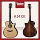 【Taylor】K14ce 電木吉他/贈原廠背帶+超值配件包 / 公司貨保固 product thumbnail 1