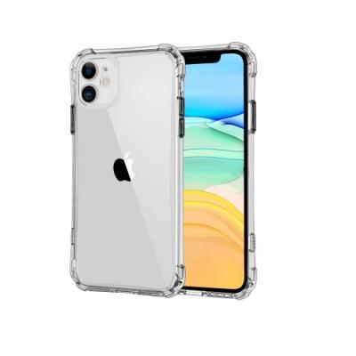LEEU DESIGN Apple iPhone 11 6.1 犀甲 氣囊磨砂保護殼
