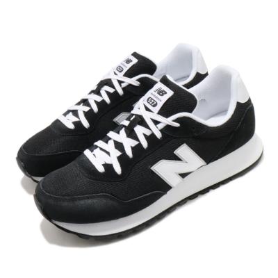 New Balance 休閒鞋 527 運動 男鞋 紐巴倫 基本款 簡約 舒適 穿搭 黑 白 ML527SMAD
