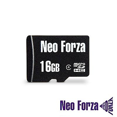 Neoforza 凌航 microSDHC class4 16GB 記憶卡