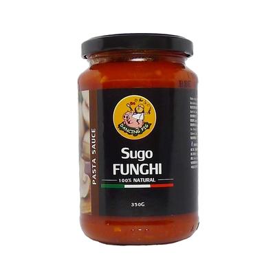 (任選)豬跳舞  番茄磨菇麵醬 義大利麵醬(350g)