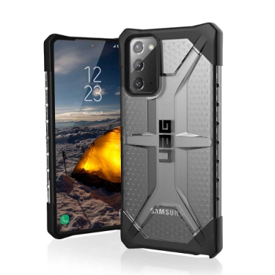 UAG Galaxy Note 20 耐衝擊保護殼-透明