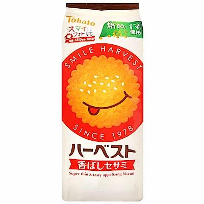 東鳩 微笑薄餅-芝麻風味(100g)