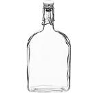 《KitchenCraft》扣式密封玻璃油瓶(500ml)