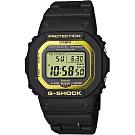 CASIO 卡西歐 G-SHOCK 藍芽電波手錶-金(GW-B5600BC-1)