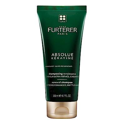 RENE FURTERER 極緻賦活角蛋白髮浴200ml-快速到貨