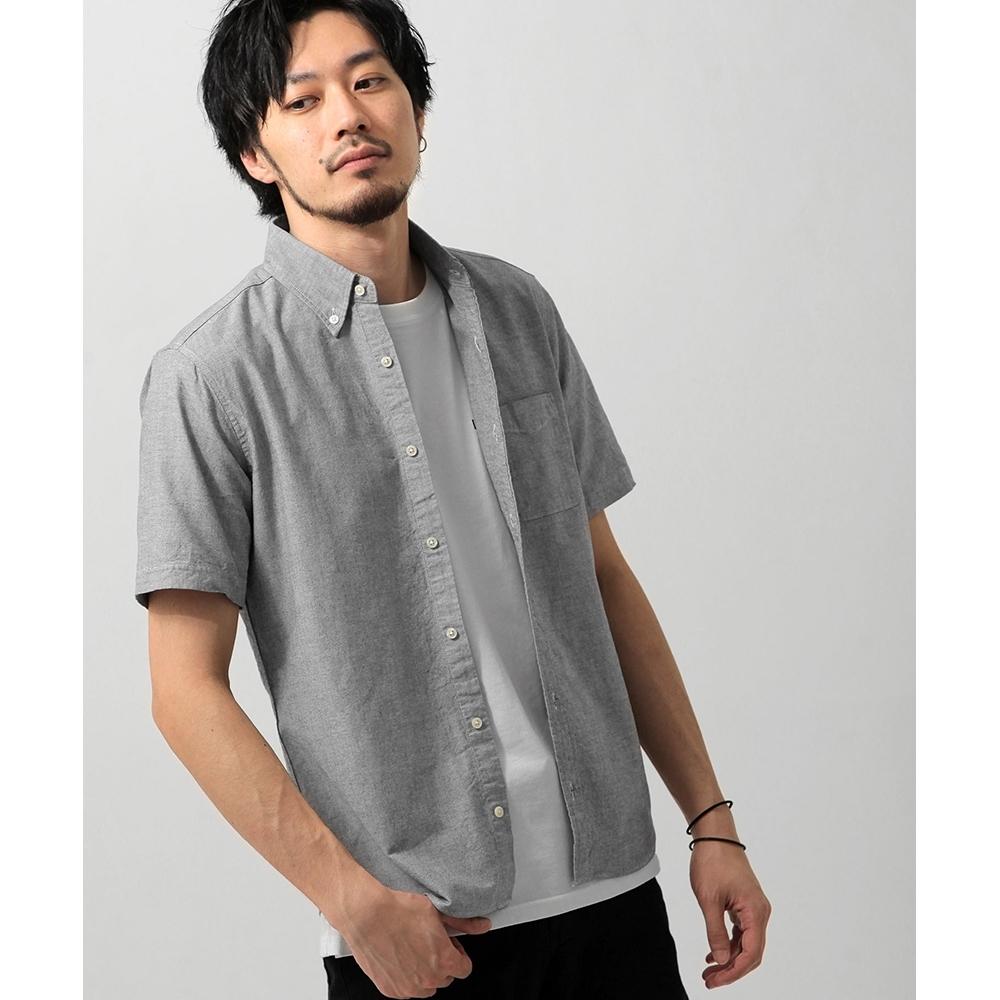 ZIP日本男裝 日本製 高人氣版型 短袖牛津襯衫(7色)