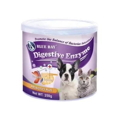 【BLUE BAY】倍力 維補力 多益菌酵素 250g(購買第二件贈送寵鮮食零食1包 )