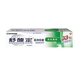 舒酸定 長效抗敏-清涼薄荷配方 160g