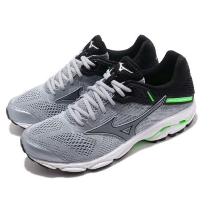 Mizuno 慢跑鞋 Wave Inspire 15 男鞋