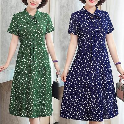【韓國K.W.】(預購)輕美學浪漫滿點洋裝(共2色)