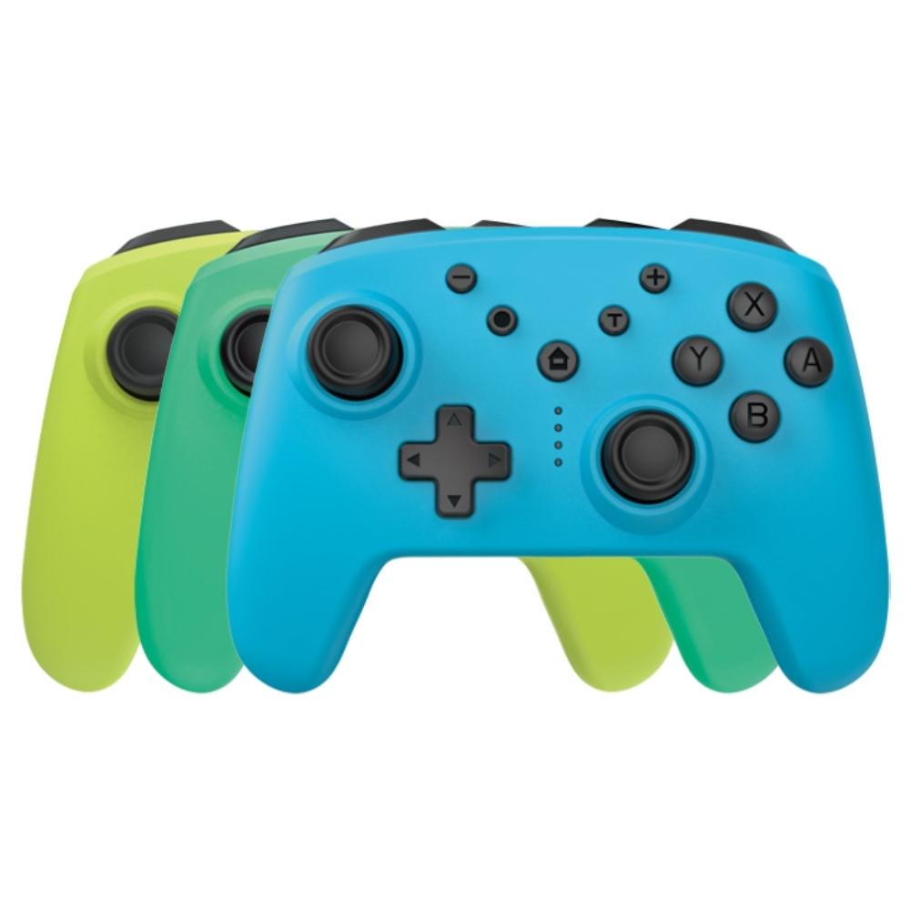 Nintendo任天堂 Switch適用 體感震動無線手把控制器 (副廠)