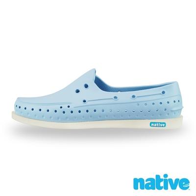 native HOWARD 男/女鞋-馬爾地夫藍