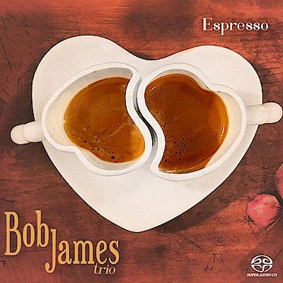 鮑布.詹姆斯 - 濃縮咖啡 SACD