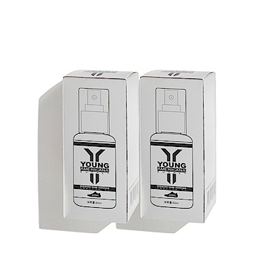 [團購_2入組]【即期良品】 Y.A.S 美鞋神器 香氛洗鞋組(60ml)-原味(肥皂)