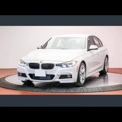 美國原廠認證 2016 BMW 328i Sedan
