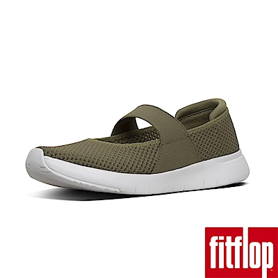 FitFlop MARY JANES-灰綠色