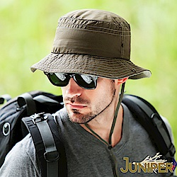 JUNIPER 抗UV超大頭圍遮陽漁夫高頂帽