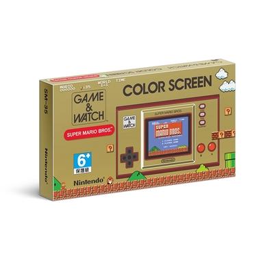 任天堂 Game & Watch: 超級瑪利歐兄弟 攜帶型遊戲機