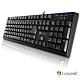 irocks KR6260 24顆鍵不衝突遊戲鍵盤 product thumbnail 1