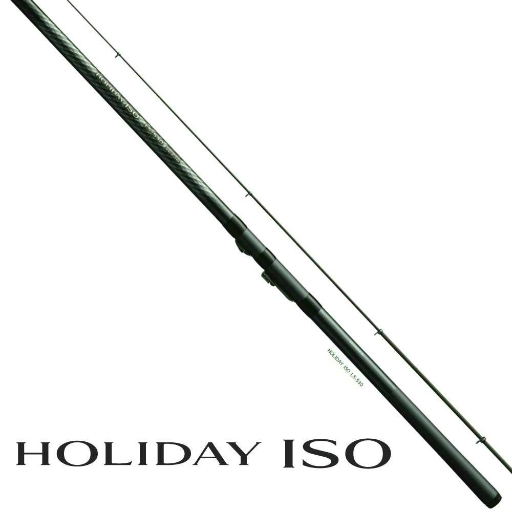 【SHIMANO】HOLIDAY ISO 1.5號 450A 磯釣竿 (25177)