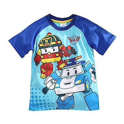 POLI精梳純棉短袖T恤 k50701 魔法Baby