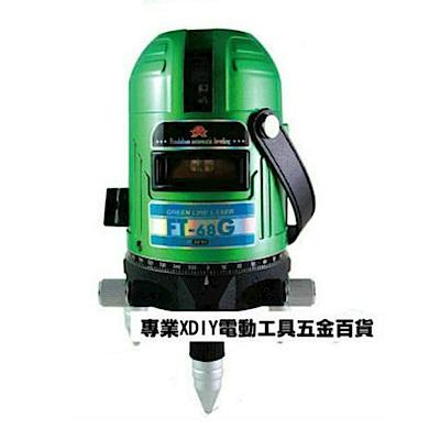 全新到貨 GPI 綠光 FT-68G 4V1H1D 4垂直1水平 雷射 水平儀 (單主機)
