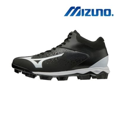 Mizuno 美津濃 WAVE SELECT NINE MID 男棒壘球鞋