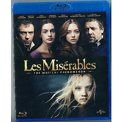 悲慘世界  Les Miserable 藍光  BD