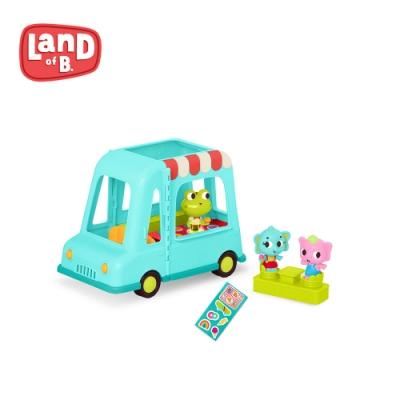 B.Toys 芙洛克聲鮮快餐車_Land of B.系列