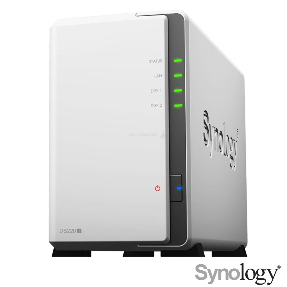 Synology DS220j 網路儲存伺服器