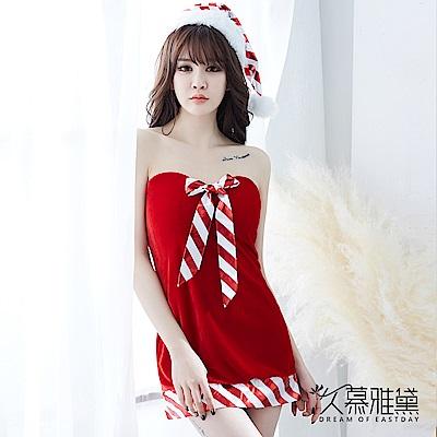 角色扮演服-聖誕公主性感連身裙套裝-久慕雅黛