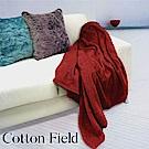 棉花田 菲柔 超細纖維超柔隨意毯-2色可選(130x170cm)