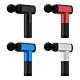 工業風 數位觸控 USB深層震動按摩槍 (LED數字顯示檔位/電量) product thumbnail 1