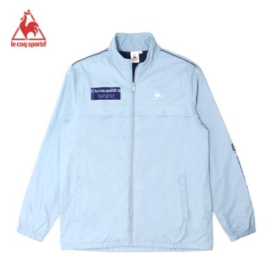 法國公雞牌厚防風外套 LOK6190132-男-灰藍