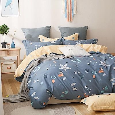 (限時下殺)La Lune 台灣製精梳棉床包被套組 雙/大均一價