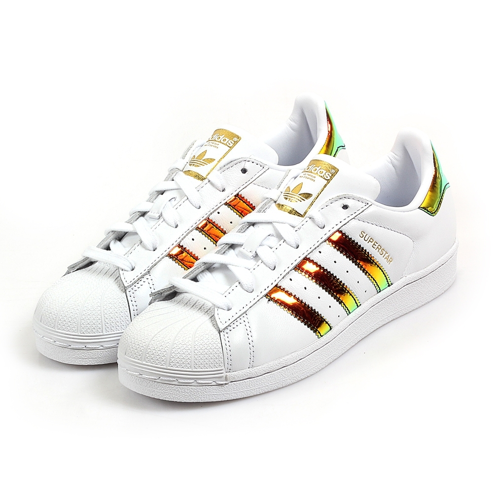 ADIDAS SUPERSTAR W 休閒鞋-女EG2918