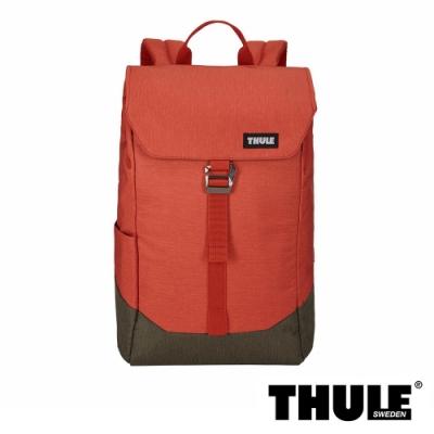 Thule Lithos 16L 15 吋電腦後背包 - 橘紅