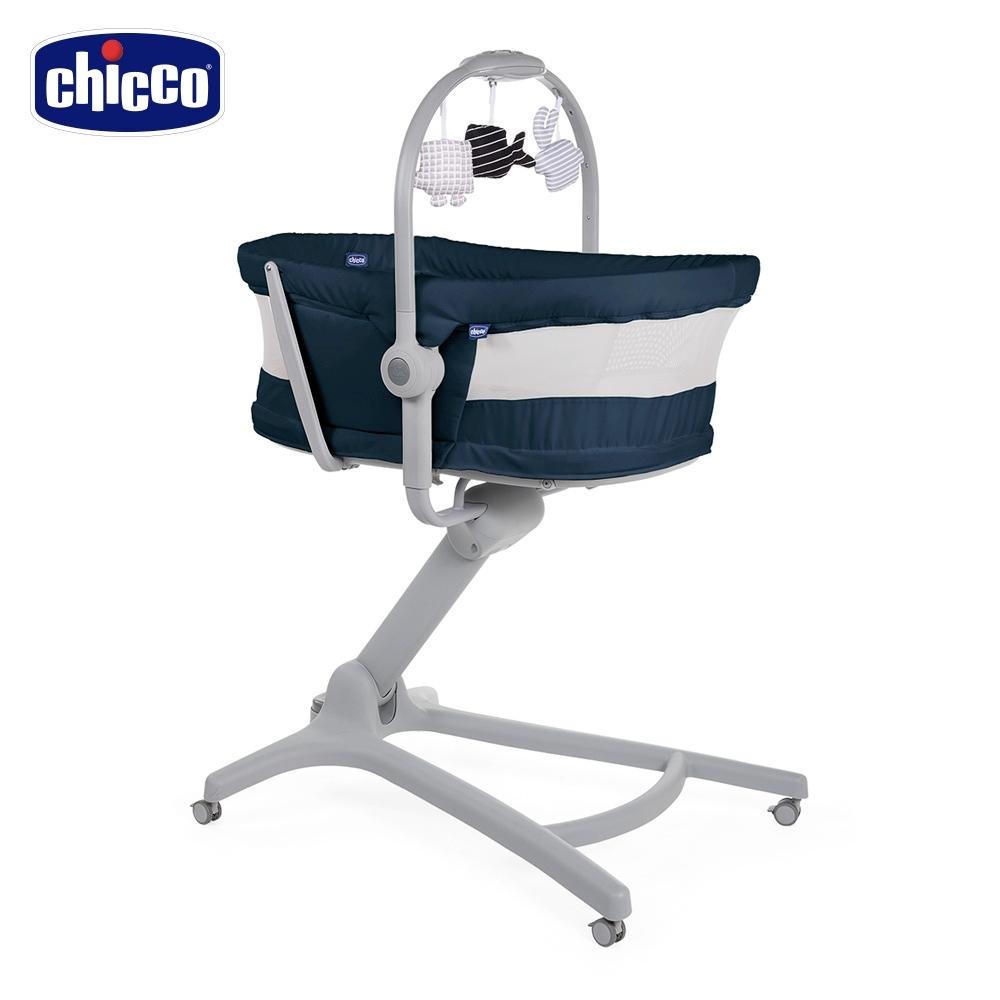 chicco-Baby Hug 4合1餐椅嬰兒安撫床Air版-多色